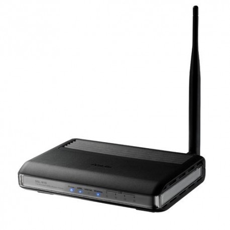 Asus DSL-N10 Wireless-n150 ADSL Modem Router