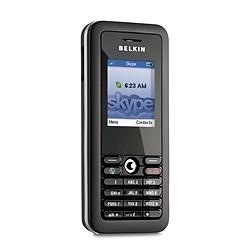 BELKIN Wireless Skype Handset F1PP000GNakSK