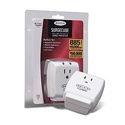 Belkin F9h110vidcw 1 Way Tel Protection 2m