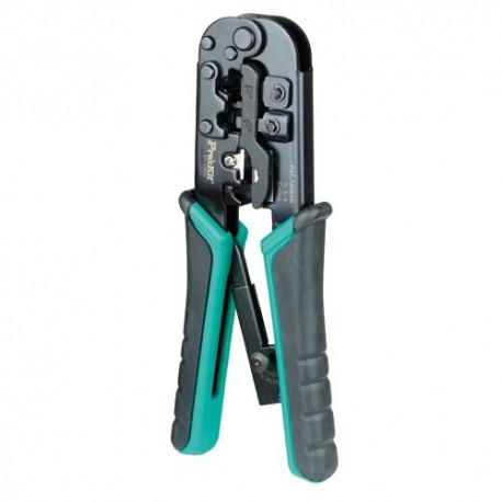 proskit CP-376TR  RJ-45/RJ-11 Telecom Crimping Tool (190mm)