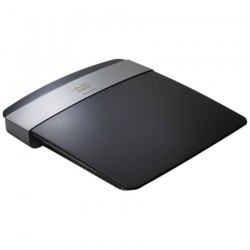 Linksys E2500 N Wireless Gigabit Router Dual Band 300 Mbps
