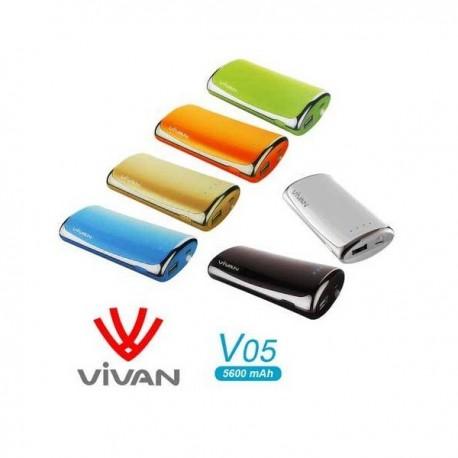 Powerbank Vivan E05 5600mAh