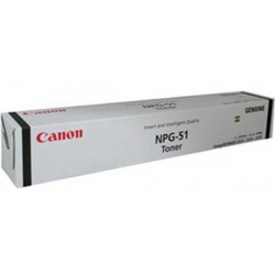 Canon NPG-51 Black Toner