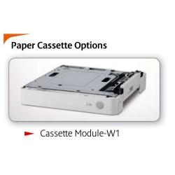 Cassette Module-W1 Accessories Color Laser/Beam Printer [2847B001AA]
