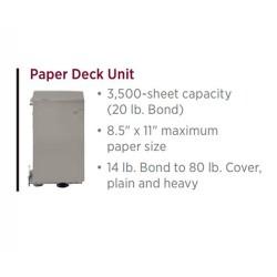 Canon Paper Deck Unit-C1 [3880B002BA]