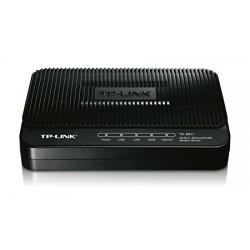 TP Link ADSL Modem 1 Port UTP 1 Port USB TD-8817