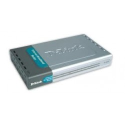 D-Link DI-704P 4-Port UTP 10 100 Mbps 1-port UTP For ADSL And Cable Modem Conection 1 Port