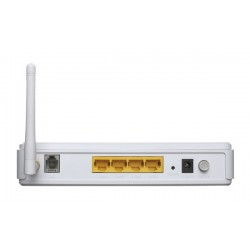 D-Link DSL-2640BT ADSL Wireless Router 4 Port 54 Mbps Splitter 5 dbi Antenna