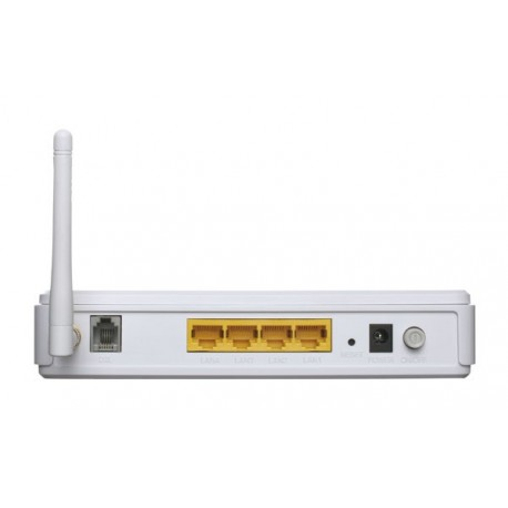 D-Link ADSL Wireless Router 4 Port 54 Mbps Splitter 5 dbi Antenna- DSL-2640BT