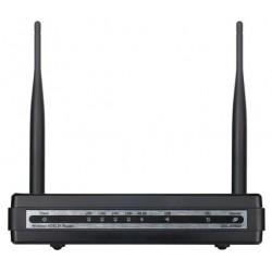 D-Link 300Mbps 802.11n Wireless N LAN Gateway with 2x5dbi non-detachable Antenna DSL-2750U