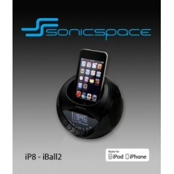 Sonic Gear IP 8 I Ball 2 Channel