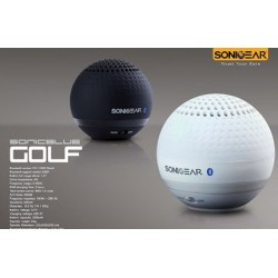 Sonic Gear Sonic Blue Golf Bluetooth