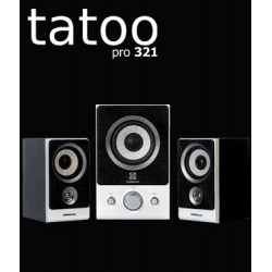 Sonic Gear Tatoo Pro 321 2.1 Channel