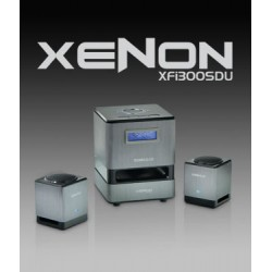 Sonic Gear Xenon XFI 300 With Sub 2.1 Channel