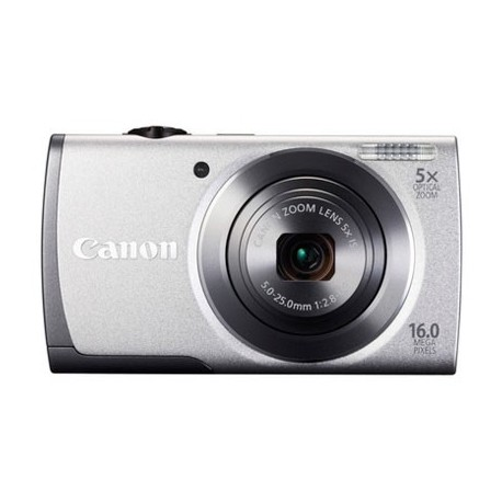 Canon POWERSHOT A3500 IS SILVER DIGITAL STILL CAMERA - 8162B012AA