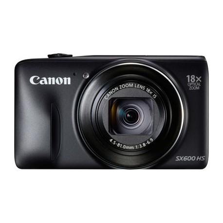 Canon POWERSHOT SX600 HS BLACK DIGITAL STILL CAMERA - 9340B011AA