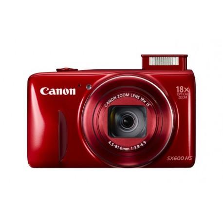 Canon POWERSHOT SX600 HS RED DIGITAL STILL CAMERA - 9342B011AA