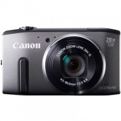 Canon POWERSHOT SX270 HS GREY DIGITAL STILL CAMERA - 8228B009BA