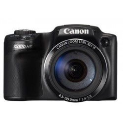 Canon POWERSHOT SX 510 HS DIGITAL STILL CAMERA - 8409B011AA