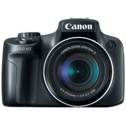 Canon POWERSHOT SX50 HS DIGITAL STILL CAMERA - 6352B011AA