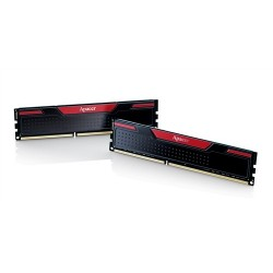 Apacer DDR3 8GB ARMOR PC 14900-9(1866) KIT4GBX2 RED/BLUE