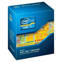 CORE i7 2600 (3.4 BOX) SANDYBRIDGE LGA1155