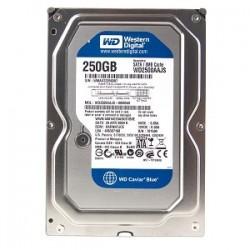 WDC CAVIAR BLUE - 250GB / SATA 3.0 / 16MB / SATA.3