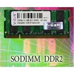 V-GEN SODIMM DDR  1GB PC1200