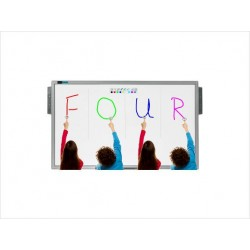 MaxTouch Whiteboard 82 Inchi interactive board