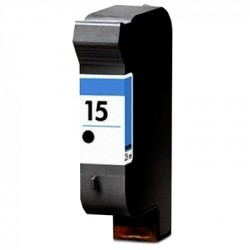 HP C6615A HP Ink Cartridge 15 Black