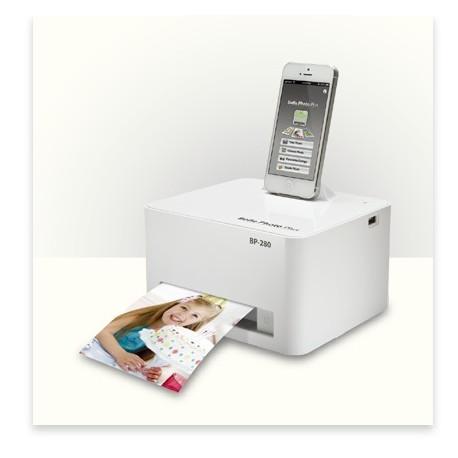Prinics Bolle Photo Plus BP-280 printer