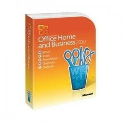 MICROSOFT OFFICE HOMES BUSINESS 2010 (FPP)