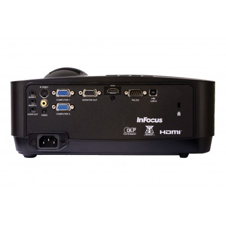 InFocus Projector IN114A 3000 Lumens ANSI DLP