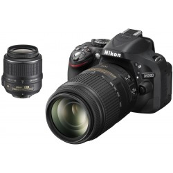 NIKON D5200 Kit VR