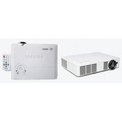 TOSHIBA Pryekctor SDW30 500 Lumens ANSI DLP