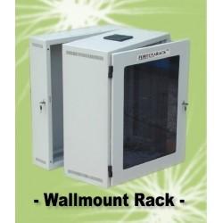 Fortuna Wallmount 19 Inch Rack 12U Depth 470-550 mm