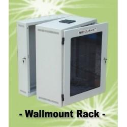 Fortuna Wallmount 19 Inch Rack 9U Depth 470-550 mm