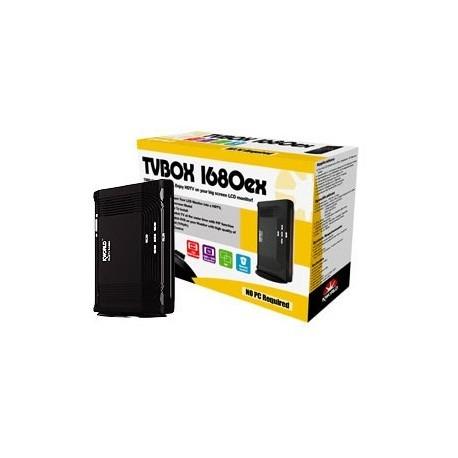 Kworld TV Tuner TV Box 1680ex SA220PAL-BG No Need CPU To Operate N-A