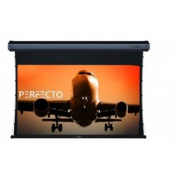 Perfecto EWSPF3030 Motorized Screen 300CMx300CM 120 inchx120 inch Remote Included