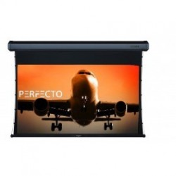 Perfecto EWSPF3636 Motorized Screen 360CMx360CM 140 inchx140 inch Remote Included