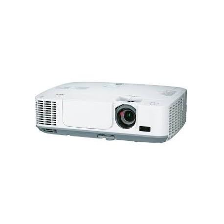 Pronyektor  NEC- M311W 3100 ANSI Lumens DLP