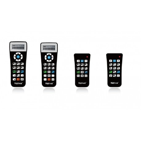 IQClick  Series A Remote Wirelessly