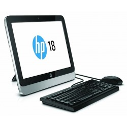 HP Pavilion All In One 18-5130d LCD 18.5 in No Touch Screen AMD Dual Core E1-2500 Win 8