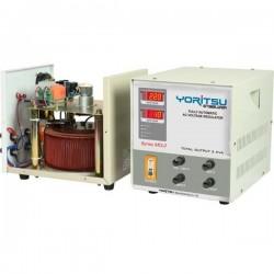 Yoritsu MDi-2 Servo Stabilizer 1 Phase 2kVa 220v Cab1 [D310/W240/H250/18Kg]