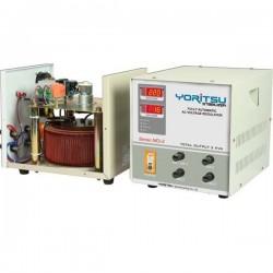 Yoritsu MDi-3 Servo Stabilizer 1 Phase 3kVa 220v Cab1 [D310/W240/H250/18Kg]