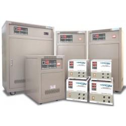 Yoritsu MDi-20 Servo Stabilizer 1 Phase 20kVa 220v Cab2 [D500/W450/H700/49Kg]