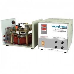 Yoritsu MDi-10 Servo Stabilizer 1 Phase 10kVa 220v Cab1 [D410/W340/H330/31Kg]