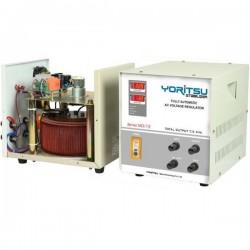 Yoritsu MDi-7.5 Servo Stabilizer 1 Phase 7,5kVa 220v Cab1 [D410/W340/H330/31Kg]