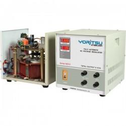 Yoritsu MDi-5 Servo Stabilizer 1 Phase 5kVa 220v Cab1 [D360/W300/H300/25Kg]