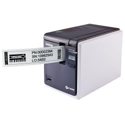Brother PT-9800PCN Barcode Printer